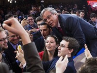 Jeb Bush at CPAC Photo by Jabin Botsford/The New York Times.
