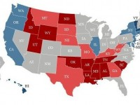 THE TOP 10 CONSERVATIVE AND LIBERAL STATES!