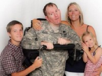 Wife Of Soldier Paralyzed While Looking For Bergdahl Posted THIS Message To Obama On Facebook!
