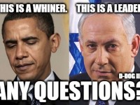 WHITE HOUSE 'SURPRISED, DEEPLY DISAPPOINTED' BY NETANYAHU VICTORY!