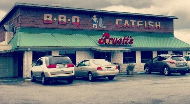 Pruett's BBQ, Gadsden, Ala. (Photo: Yelp)