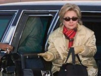 Clinton Campaign FORBIDS Press Filming Her Boarding Plane, Then THIS Happens… [VID]