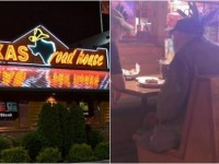 Customer Sees What Veteran Is Doing In Restaurant, Immediately Calls Manager Over