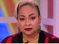 View Host And Liberal Snot Raven Symone Says She'll Do THIS 'If Any Republican Gets Nominated'