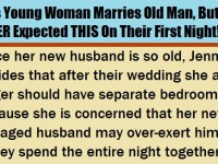 Young Woman Marries 85-Year-Old Man But What Happens On Honeymoon Is PRICELESS!