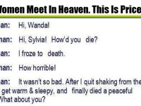 2 Ladies Talking In HEAVEN Discover Something They NEVER Expected… HILARIOUS!!!