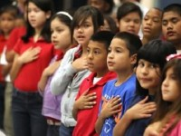 Here's The New Pledge Of Allegiance LIBERALS Are Teaching Your Kids… This Is OUTRAGEOUS