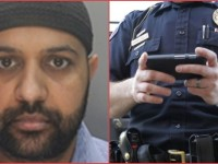 Liberals PRAISE 'Precious' Muslim Cop, Then Fellow Officers Saw THIS On His Phone