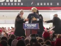 "VIDEO: Trump Attacked In Ohio: ""Obama is Unleashing His Embedded Socialists To Deliver Chaos"""