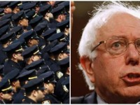 BREAKING: Socialist Bernie Sanders Threatens AMERICA'S Police Officers, Now He's Paying The Price