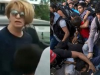 """Bleeding Heart Liberal Goes To Help """"Poor"""" Refugee Children, Gets Taught BRUTAL ISLAMIC Lesson [VID]"""