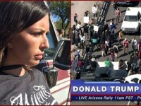 BREAKING: Head Anti-Trump Protester's BOMBSHELL Past EXPOSED…This Explains EVERYTHING