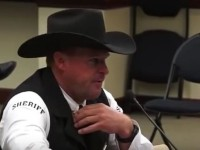 Sheriff Issues This MASSIVE Warning To FEDS, Every American Needs To See This [VID]