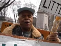 Elderly Anti-Trump #BLM Supporter Makes STUNNING Admission: 'Trump Hasn't…'