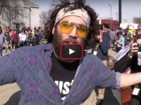 WATCH: Unhinged TRUMP HATER Screams At PATRIOTS, What Happens NEXT Is PRICELESS…
