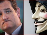 Anonymous Just Levied MASSIVE Threat Against Cruz, Will Release THIS If He Doesn't Drop Out [VID]