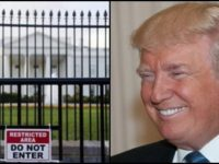 What Obama Just Did To His White House Fence Has Donald Trump Smiling