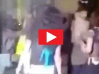 [WATCH] Muslim Smacks WRONG Girl, Instantly Learns What's Hiding Under Her Dress