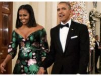 Internet EXPLODES After People Notice 1 Strange Thing About Michelle's Dress- Do You See It?