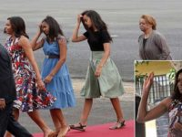 BREAKING: Document Surfaces PROVING Michelle Obama Has Been Funneling Taxpayer Dollars To Daughters