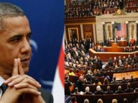 Obama In PANIC MODE After Congress FINALLY Drops The Hammer… HE'S DONE
