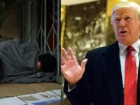 We Just Found Out What Trump's Been SECRETLY Doing To Black Homeless Lady For 8 Years- MSM SILENT