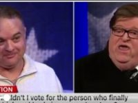 EPIC: Leftist Crank Michael Moore STUNNED After Getting SHUT DOWN During Audience Q&A