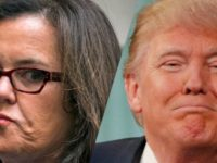 Remember When Rosie Was Screaming For Martial Law?  Well, Now She's REALLY Lost Her Mind