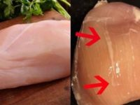 ALERT: If You See White Stripes On Your Chicken, THROW IT AWAY- Here's What You Need To Know