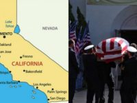 BREAKING: California Just Made A HUGE MISTAKE- Look What They Are Doing To DEAD VETERANS!