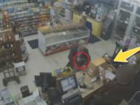 WATCH: Worthless THUG Tries To Rob Mini-Market, Cashier Has Different Plans And BLASTS HIM