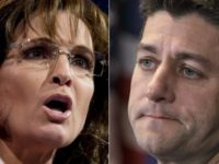 BREAKING: Sarah Palin Just SLAMMED THE HELL Out Of Paul Ryan- This Is BRUTAL