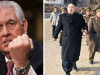"BREAKING: Rex Tillerson Just Sent BRUTAL Message To N. Korea, ""We Are Ready To…"""