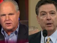 BOOM: Rush Limbaugh Sets The Internet ON FIRE After Revealing Real Reason For Comey Hearing