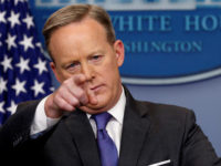 BREAKING: Sean Spicer FLOORS W.H. Press Corp In Middle Of Presser With COMEY ANNOUNCEMENT