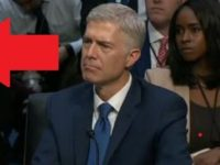 WATCH: Neil Gorsuch Abruptly STOPS Confirmation Hearing, Gets Up And SHOCKS The Entire Room