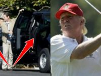 Internet ERUPTS After People See Who President Trump Invited To His Golf Course Today