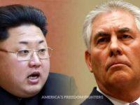 ALERT: After N. Korea Launches BALLISTIC MISSILE- Rex Tillerson Makes 5 Word STONE COLD Announcement