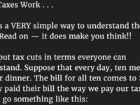 How Taxes Work For The Rich Vs The Average Person PERFECTLY Explained