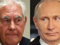 BREAKING: Just Days Before Tillerson's Trip To Russia, Putin Goes FULL-BLOWN PSYCHO
