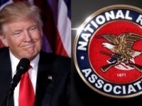 POTUS Trump Just Made HUGE NRA Announcement- Hasn't Been Done In At Least 30 YEARS