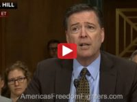 JUST IN: James Comey Drops BOMB In Middle Of Senate Hearing- Whole Room STUNNED