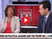 WATCH: Maxine Waters SLIPS UP Live On NATIONAL Television- Drops Trump BOMBSHELL