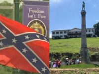 Confederate Monument Ripped Down By Liberals In Louisiana Just Found A New Home In THIS State