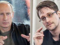 BREAKING: Putin Just Dropped An Edward Snowden BOMBSHELL