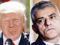 BOOM! President Trump Just Gave Muslim London Mayor BAD NEWS