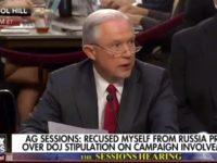 JUST IN: Jeff Sessions Silences ENTIRE Room In Powerful Opening Statement… WOW