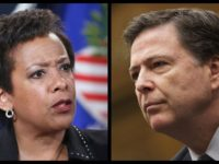 BOMBSHELL: Insider LEAKS Why Lynch Kicked Comey Out Of Room After He Whips Out DEVASTATING Item
