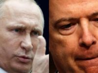 """Does Comey Have Ties To Russia? Check Out This """"Special Gift"""" Putin Just Offered Him"""