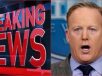 BREAKING: Spicer OUT